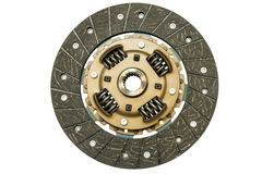 Clutch disc Royalty Free Stock Images