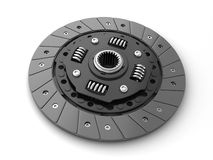 Clutch disc car Royalty Free Stock Photos