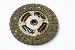 Clutch friction disc Royalty Free Stock Image
