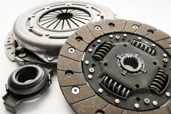 Clutch Kit car Stock Images