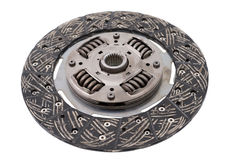 Clutch plate, spare part Royalty Free Stock Image