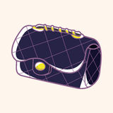 Clutch theme elements vector,eps. Vector illustration file Stock Photography
