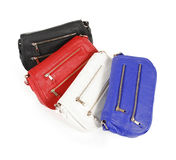 Clutches bags Royalty Free Stock Photo