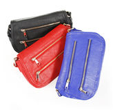Clutches bags Royalty Free Stock Images