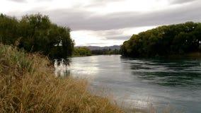 Clutha-Fluss Alexandra Lizenzfreies Stockfoto