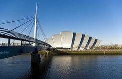 Clyde Auditorium Stock Photography