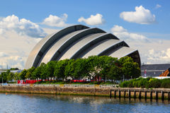 The Clyde Auditorium Royalty Free Stock Images