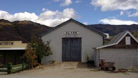 Clyde Central Otago Stockbilder