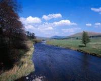 clyde flod Arkivbilder