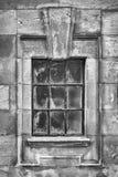 Clydebank urzędu miasta okno Fotografia Stock