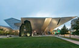 Clyfford музей все еще Стоковая Фотография RF