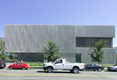 Clyfford Still Museum Royalty Free Stock Images