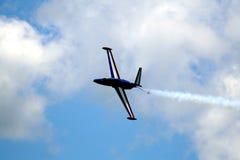 cm170 samolot. Zdjęcia Royalty Free