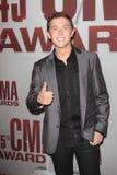 CMA Award,Scotty McCreery. Scotty McCreery  at the 2011 CMA Awards, Bridgestone Arena, Nashville, TN 11-09-11 Stock Photos