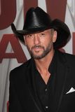CMA Award,Tim Mcgraw Stock Photo
