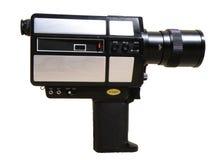 cámara de 8 milímetros Imagen de archivo libre de regalías