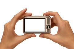 Câmara digital Fotografia de Stock