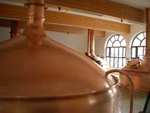 Câmara do Brew Foto de Stock