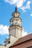 Câmara municipal de Kaunas Fotografia de Stock Royalty Free