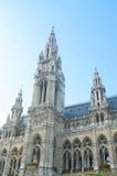 Câmara municipal de Viena Fotografia de Stock