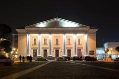 Câmara municipal de Vilnius Fotografia de Stock Royalty Free