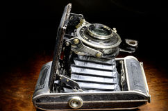 Cámara vieja de los bramidos Imagenes de archivo