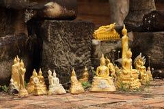 Cmentarniana statua Zdjęcie Royalty Free