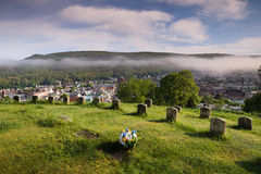 Cmentarniani weterani Pennsylwania Obraz Stock