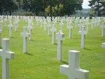 cmentarniany wojskowy obrazy royalty free