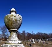 cmentarniany zabytek Obraz Royalty Free
