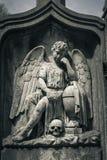 Cmentarniany zabytek Fotografia Stock
