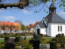 cmentarz Zdjęcia Stock