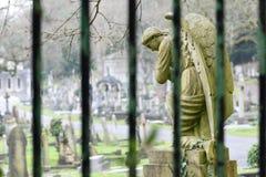 cmentarz Zdjęcie Stock