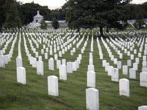 cmentarz arlington krajowe Fotografia Stock