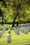 cmentarz arlington krajowe Obrazy Stock