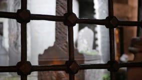 Cmentarz naga sylwetka zbiory