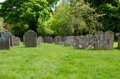 Cmentarz przy Avebury, Anglia obrazy royalty free