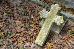 Cmentarz w Hong Kong, Chiny Zdjęcie Stock
