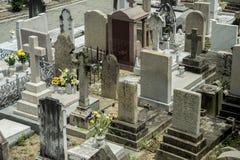 Cmentarz w Hong Kong, Chiny Obraz Stock