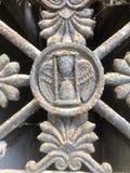 Cmentarza Hourglass zdjęcia royalty free