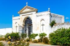 cmentarza wejście zdjęcie royalty free