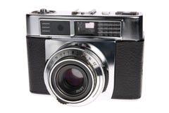 Câmera do Rangefinder da película do vintage Imagem de Stock Royalty Free