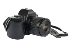 c?mera do slr de 35mm Imagem de Stock