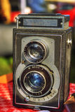 Câmera do vintage Foto de Stock Royalty Free