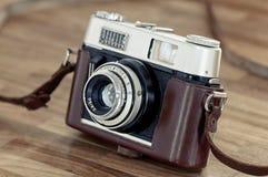 Câmera do vintage Imagem de Stock