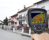 câmera infravermelha Fotos de Stock