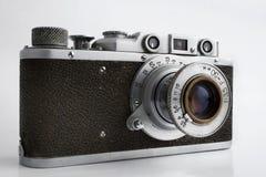 Câmera velha Fotografia de Stock Royalty Free