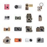 câmeras Imagens de Stock