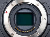 CMOS sensor Royalty Free Stock Photos