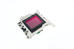 CMOS sensor for digital camera Stock Image